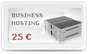 Business Server web hosting